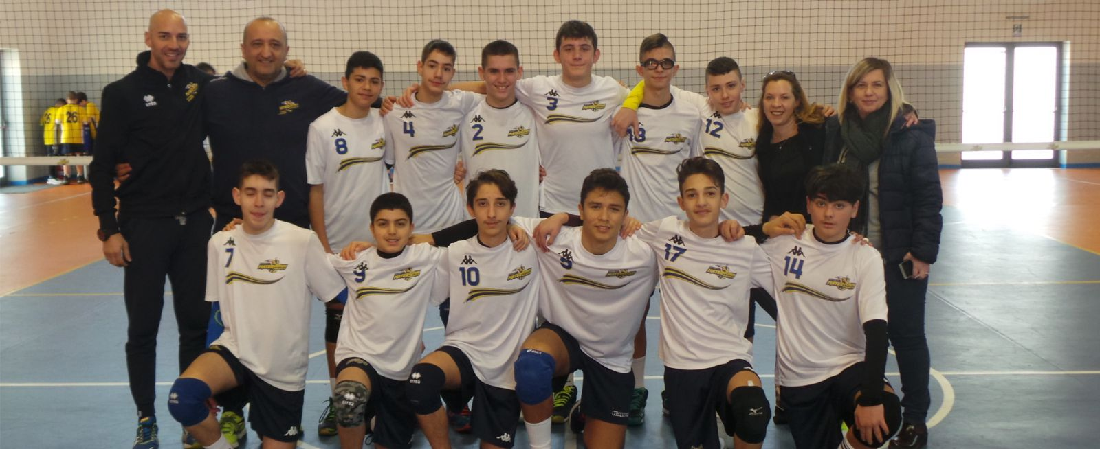foto La Materdominivolley.it alla Final Eight di Boy League
